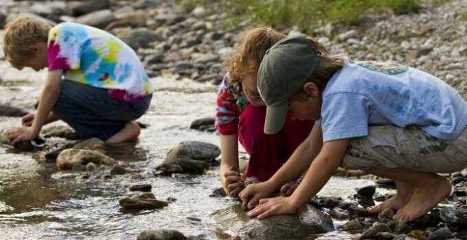 camping tips for kids