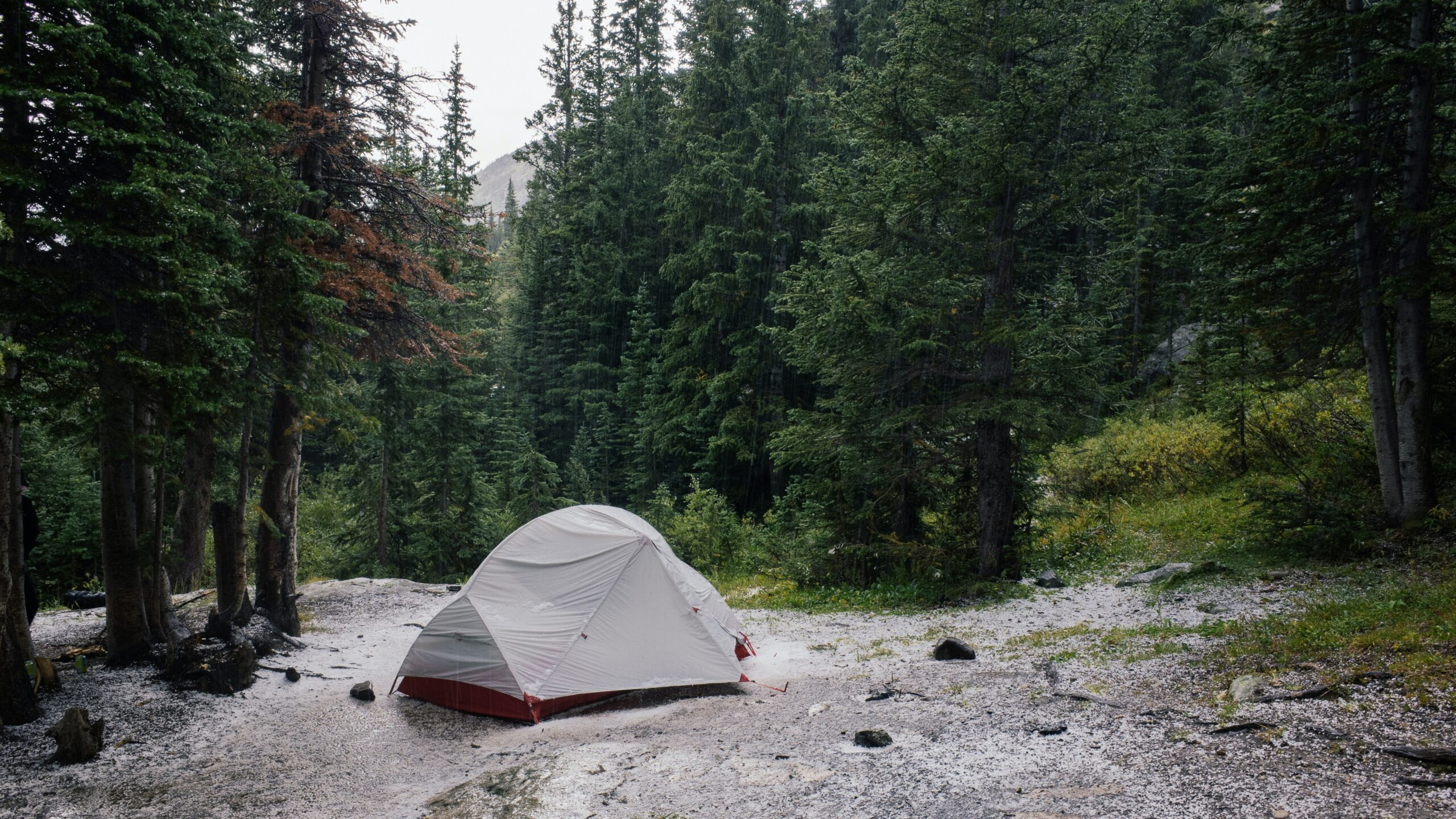 How to Keep Tent Dry in Rain