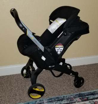 Stroller and Car Seat Combination